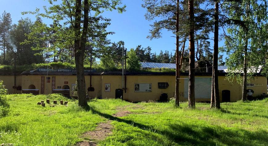 Музей Форта Красная Горка