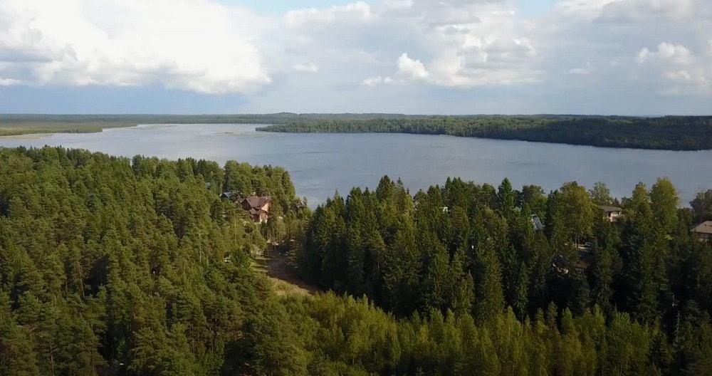 Озера Ленинградской области - Кавголовское и Хепоярви