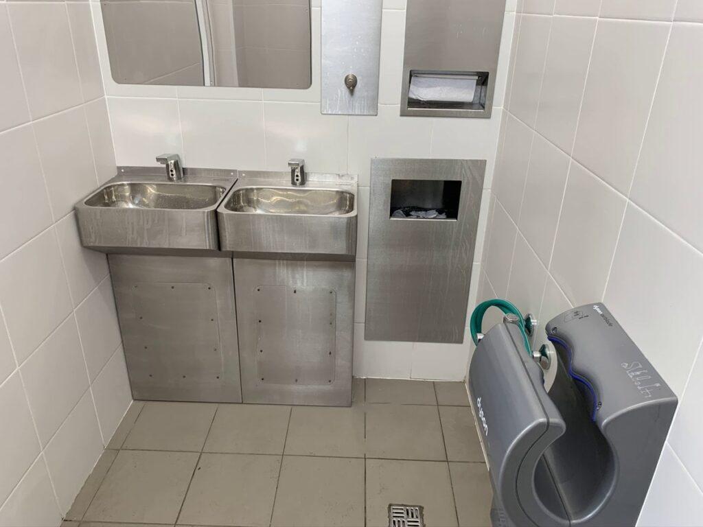 Туалеты на трассе М11