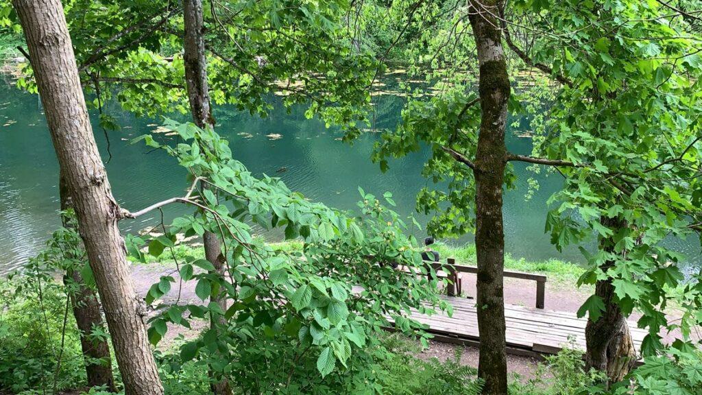 Радоновые озера в Лопухинке