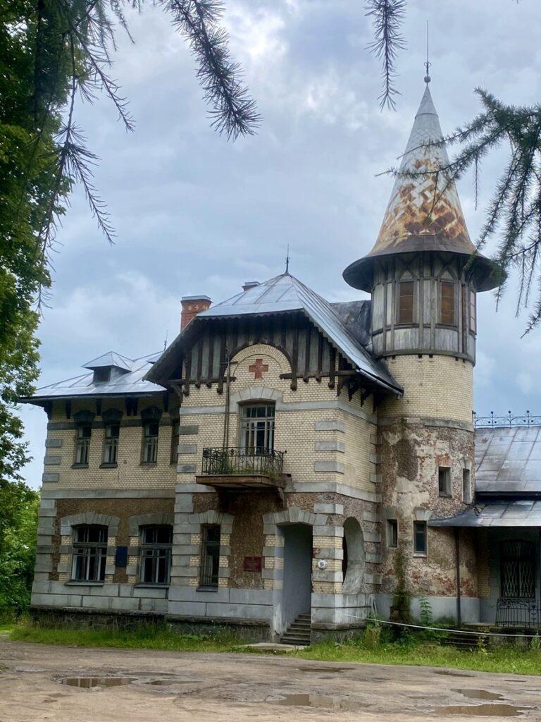 Больница Общины сестер милосердия св. Георгия Дудергоф