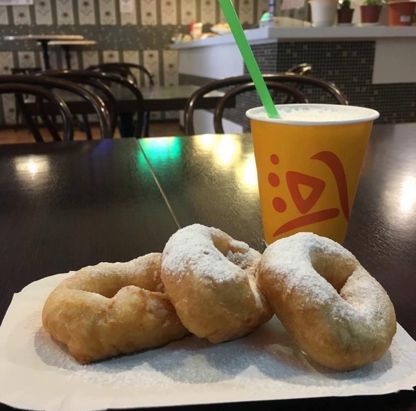 Кафе Пышка-пышка на 3-я линия Васильевского острова, 40