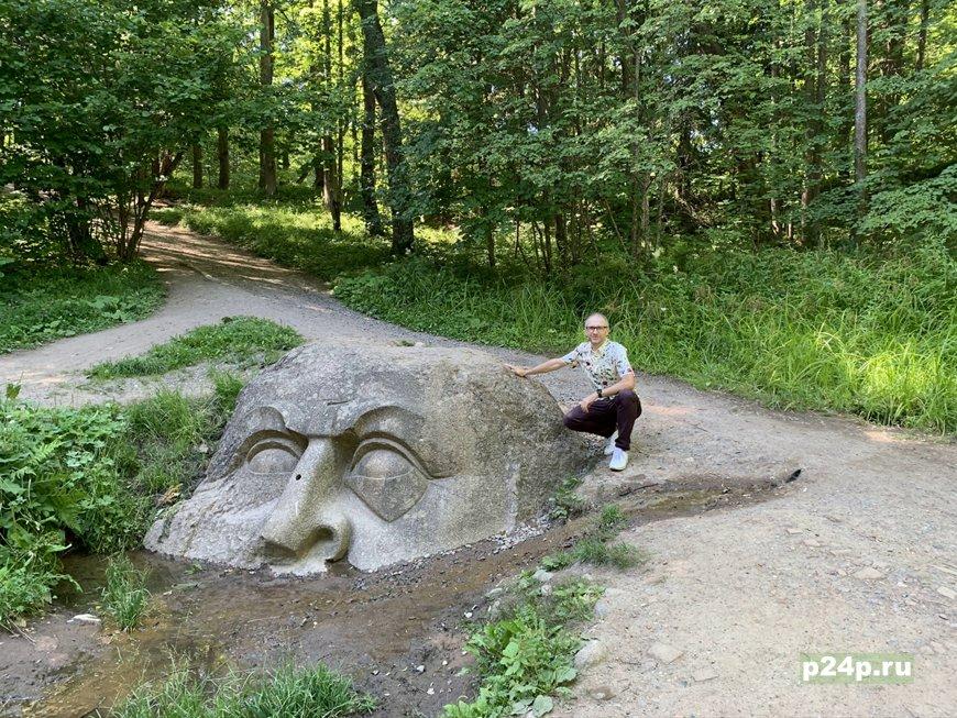 Самсонова голова в Сергиевке