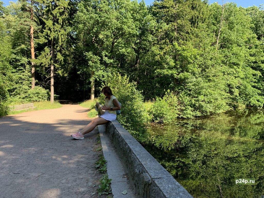 Парк Сергиевка - место для фотосессий