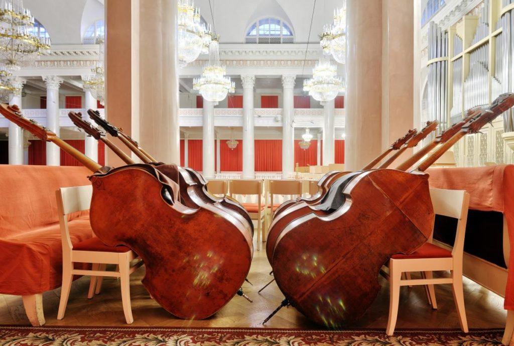 Большой зал филармонии в Спб экскурсия в ночь музеев