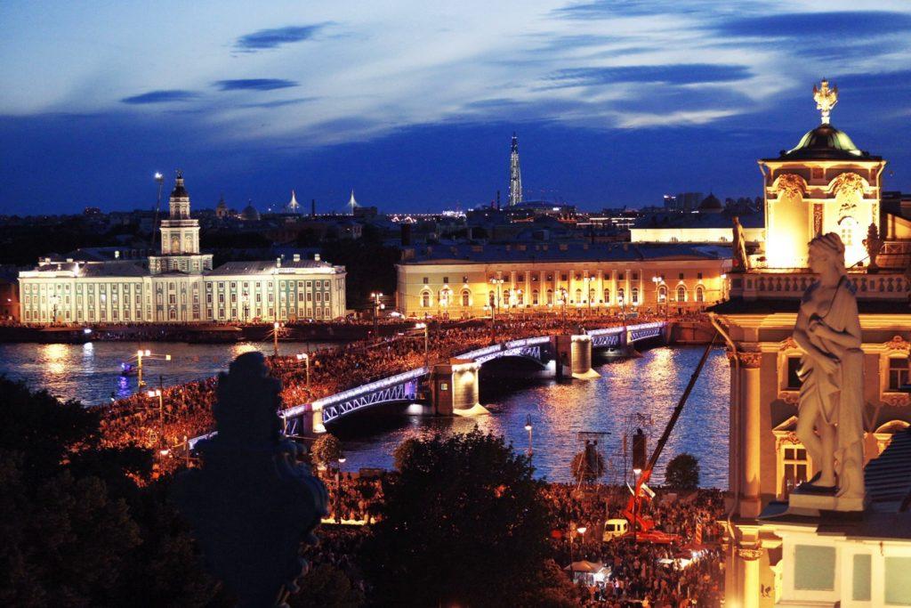 Алые парсу в Санкт-Петербурге маршрут брига