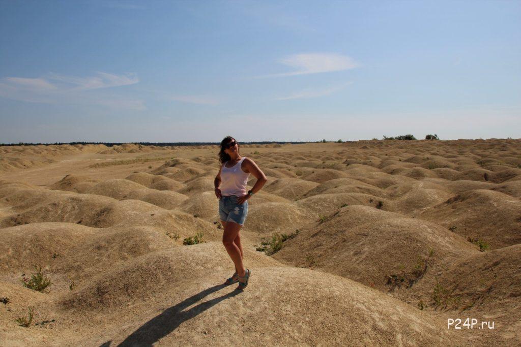 Борницкий карьер под Гатчиной: марсианские пейзажи и место для купания
