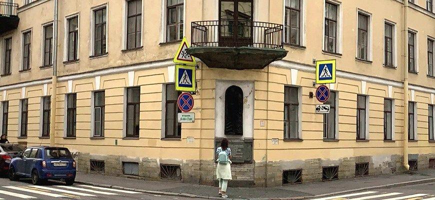 Петербург Достоевского маршрут по местам Преступления и наказания