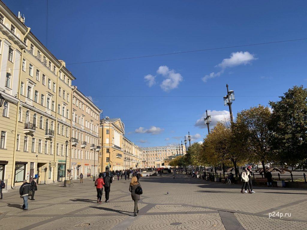 Сенная площадь Петербург Достоевского