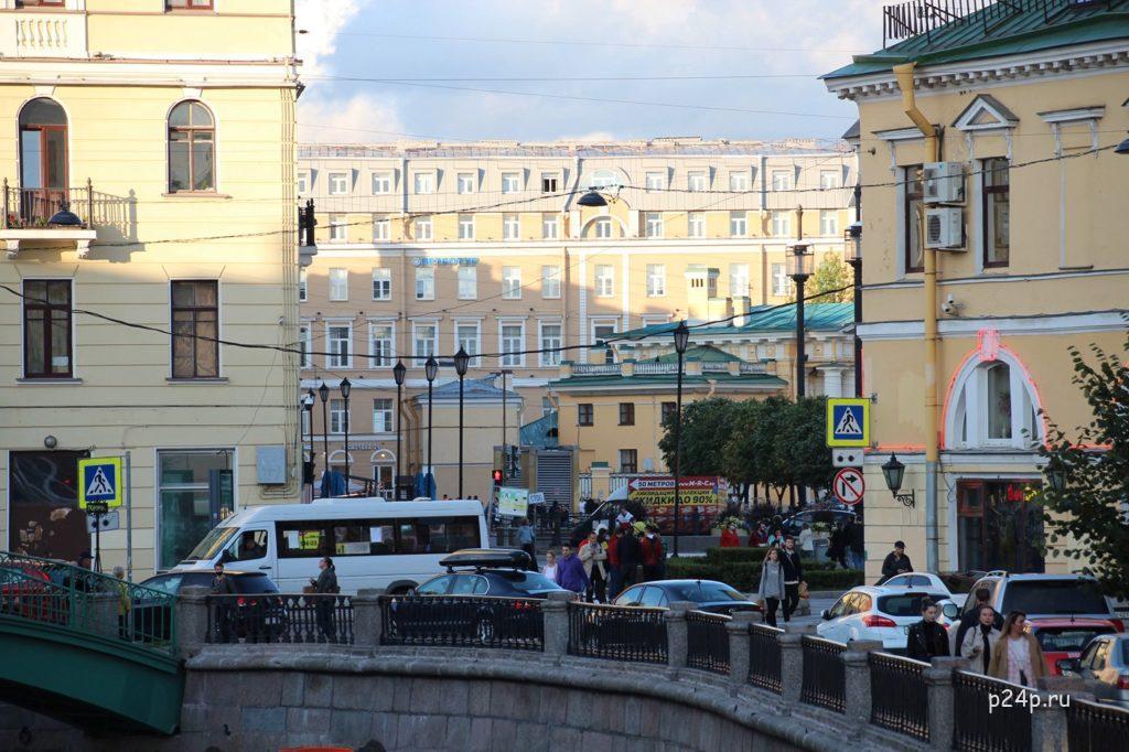 Сенная площадь Маршрут по Петербургу Достоевского