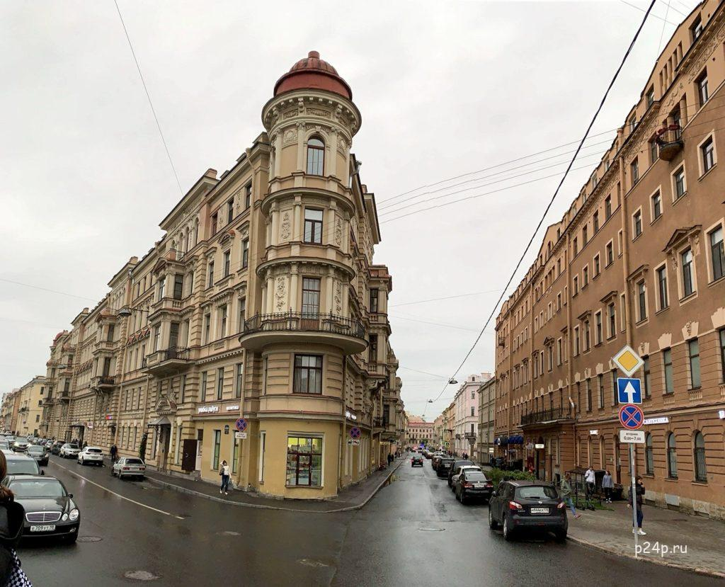Столярный переулок Петербург Достоевского