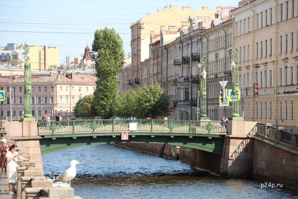 Вознесенский мост по местам Раскольникова